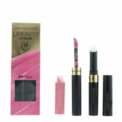 Max Factor Lipfinity Lip Colour 2.3ml - Make-Up Lips