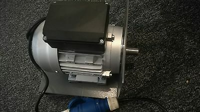 1.5 KW 2.0 HP Electric Motor Single Phase 240V 2800 RPM