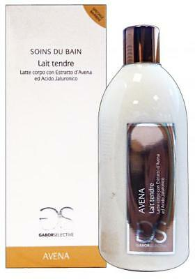 GABOR Lait corporel avoine / 550 ml d'acide hyaluronique.