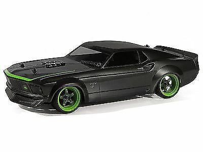 HPI Ford Mustang 1969 RTR-X Body Shell 200mm 109930