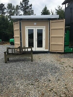 Finished Shipping Container