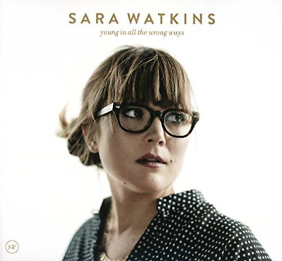 Watkins,Sara-Young In All The Wrong Ways  Cd New