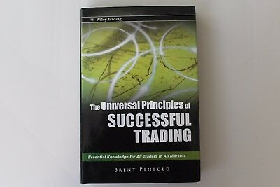 The Universal Principles of Successful Trading RRP £31.99