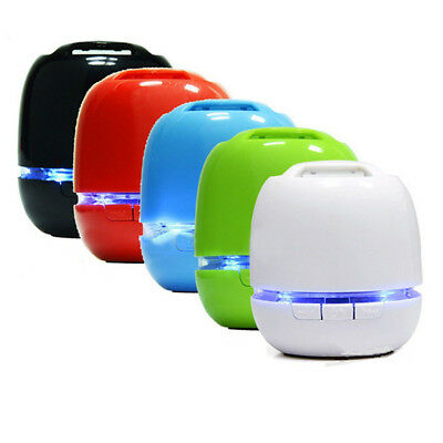 Bluetooth Wireless Speaker Mini Portable Super Bass For iPhone Samsung Tabl D0P2