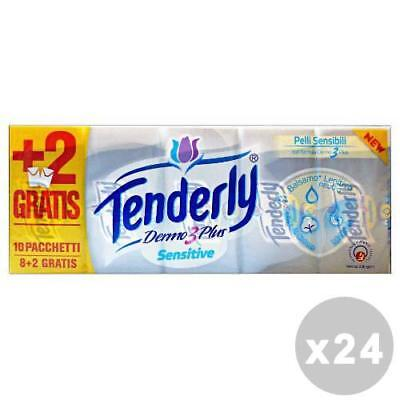 TENDERLY Set 24 Mouchoirs sensibles * 10 pcs. - Kleenex