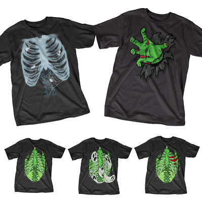 Halloween Inside-Out Costume Tees by Teespring
