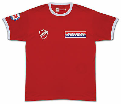 Argentinos Juniors 1979 No.10 Maradona retro T-shirt size Medium
