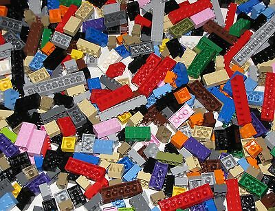 Lego Bulk Standard Building Blocks 2X2 2X3 2X4 2X6 2X8 2X10 Basic Bricks Parts