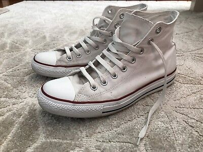 Converse Chuck Taylor All Star White Size 10US 9UK