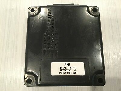 Mercury Mariner 225Hp 250Hp Efi 3.0L Ecu Ecm 825753 4