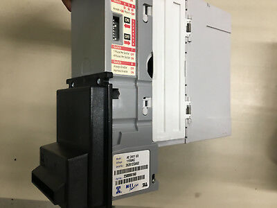 Mars Ae 2411 Bill Acceptor 110 Volt  Updated To 08 $5.new Belts Installed