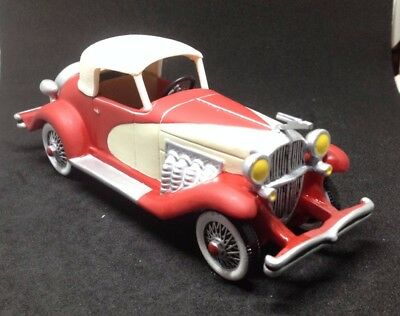 """Dept. 56 Accessory """"1935 Duesenberg"""" 56.58964 Christmas in the City Collection"""