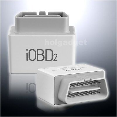 OBDII / EOBD OBD Adapter iOBD2 Bluetooth Communicator Fahrzeug iOS Android