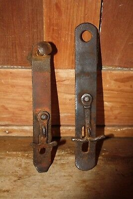 2 Antique Barn Door latches