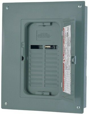 24 Circuit 24 Space 125 Amp Single Phase Indoor Main Lug Load Center Sub Panel