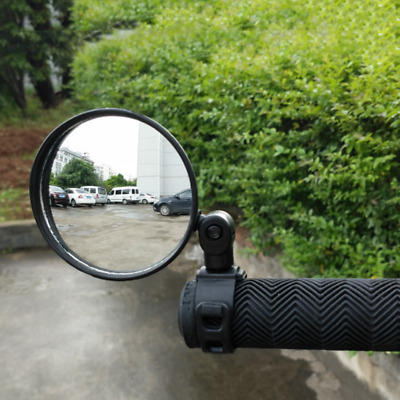 Hot Universal Cycling Handlebar Adjustable Rearview Mirror Bike Convex Mountain