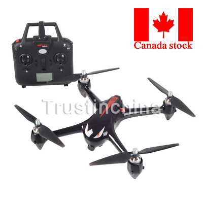 MJX Bugs 2 B2W WIFI FPV Brushless With HD 1080P Camera GPS RC Quadcopter Black