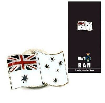 Royal Australian Navy (RAN) Ensign Lapel Badge
