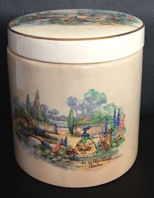 SANDLAND WARE Marmalade Pot - In Good Vintage Condition