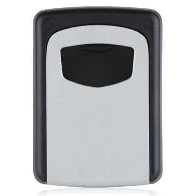 Wall Mounted 4 Digit Combination Key Storage Security Safe Lock Outdoor Ind P4K0