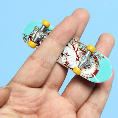 Mini Finger Board Tech Deck Truck Skateboard Kid Children Hobby Toys AU