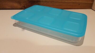 Tupperware clear mate rectangle 685ml
