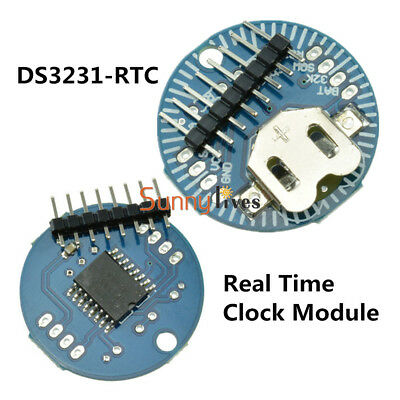 DS3231SN RTC I2C Real Time Clock Module for ChronoDot V2.0 for Arduino New