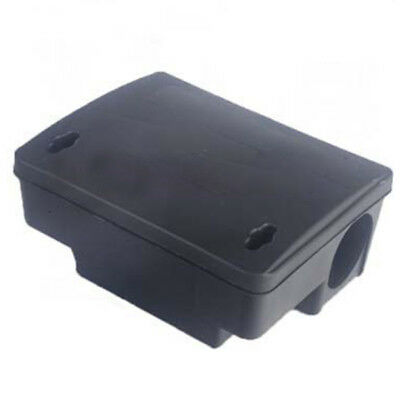 Professional Rodent Bait Station Box Case Trap & Key For Rat Mouse Mice F5I1