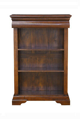 Versailles Elise Bookcase 2 Shelf and Recessed Drawer