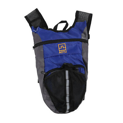 aotu NEW Fashion Backpack Bike Climbing Hydration Pack Bag (Blue) S3P1