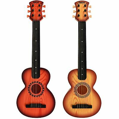 """26"""" Acoustic Guitar 6 String Children Kids Beginners Musical Gift with Pick"""