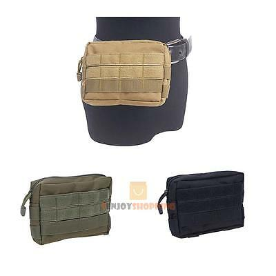 Taktische Molle Pouch Fanny Taille Pack Tasche Camping Military Telefon Tasche