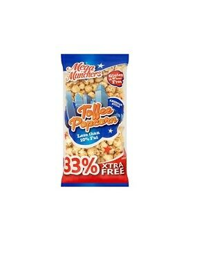 Mega Munchers Toffee Popcorn 200G American Style Toffee Popcorn