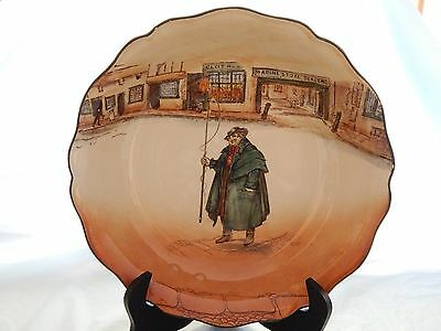 "Royal Doulton Dickens Ware Bowl ""Tony Weller"" Signed Noke Made in England"
