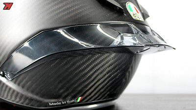 2017> Agv Tinted Replacement Pista Gp-R Corsa-R Rear Spoiler Not >2016 Models
