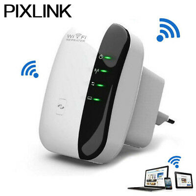 300 MBPS Wireless Router WiFi Repeater AP  Signal Booster  Signal Extender  UK