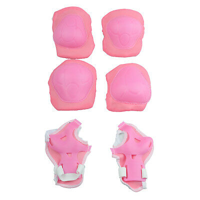 Children Protective Pads Palm Elbow Knee Protector Support Set 6 in 1 M3R7