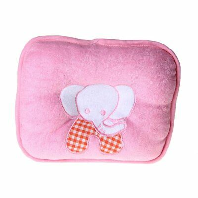 Cotton pillow cushion for Baby Chic Anti Flat Head elephant G1W0