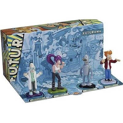 Futurama Die Cast Figures - Heavyweights Series One
