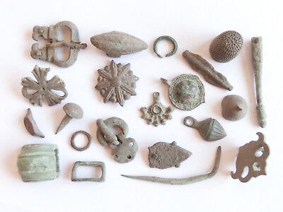 Lot of Misc. Ancient Bronze Artifacts $$$