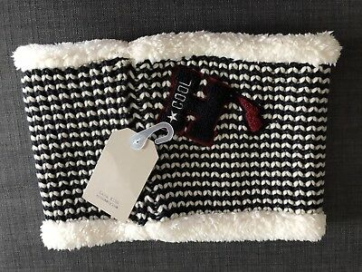 Zara Boys New Neck-warmer/Scarf Size M