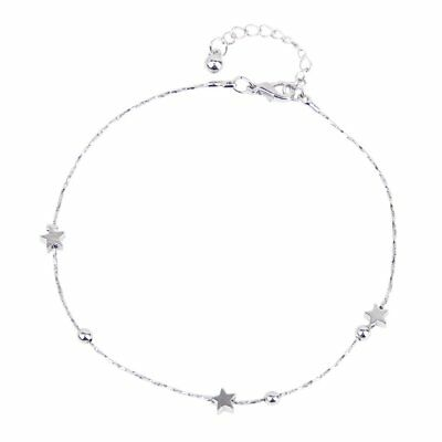 Fashionable Chain Five-pointed Star Anklet Ankle Bracelet F3 Y1A1