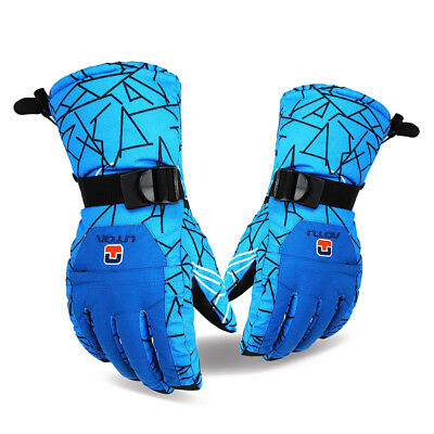 Aotu 1 Paired man Outdoor Water Resistant Windproof Warm Skiing Snowboard G N1P8