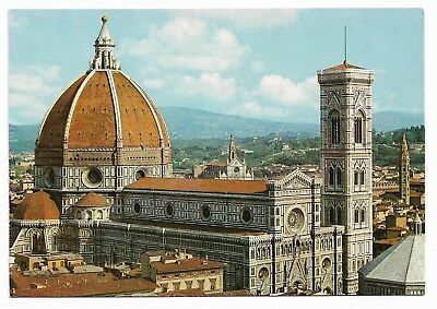Postcard- FLORENCE Firenze - The Cathedral  947A