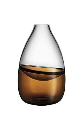 Kosta boda – setto Golden Brown 1 vaso Limited Edition (7041608) (f1b)