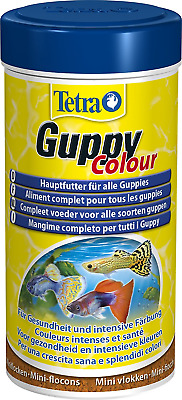 TETRA Guppy Colour - Aliment Complet pour Guppies -250ml