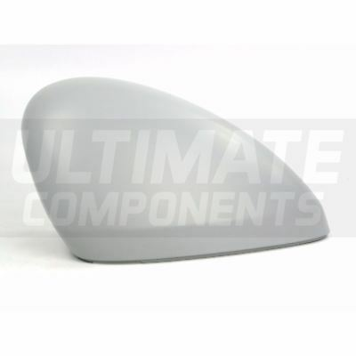 Citroen DS3 Hatchback 2009-8/2015 Wing Mirror Cover Cap Primed Drivers Side O/S
