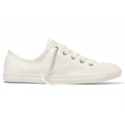 Converse Dainty Craft SL Low - Egret / Gold
