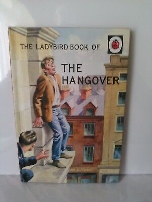 Ladybird Adult Book The Hangover