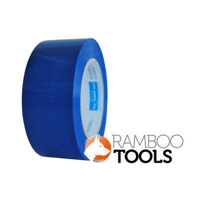 Blue Dolphin Tarp and Stucco Tape Blue - 30 day 48mm x 50m 24 rolls